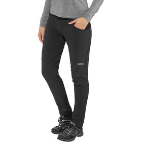 GORE WEAR H5 Windstopper Pantalon Femme, black